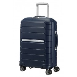 FLUX VALISE EXTENSIBLE SPINNER CABINE 55CM NAVY BLUE 88537